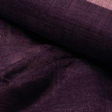 Dark Violet Sinamay